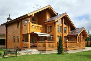 Государственные субсидии по кредитам получат покупатели деревянных домов